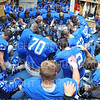 Team, Lccker Room<br /> <br /> 10/6/18 12:52:50 PM Football:  Trinity College v Hamilton College at Steuben Field, Hamilton College, Clinton, NY<br /> <br /> Photo by Josh McKee