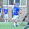 Hamilton College quarterback Kenny Gray (15)<br /> <br /> 9/15/18 2:38:05 PM Football:  Tufts University v Hamilton College at Steuben Field, Hamilton College, Clinton, NY<br /> <br /> Final:  Tufts 29  Hamilton 2<br /> <br /> Photo by Josh McKee