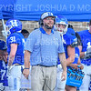 Hamilton College assistant coach<br /> <br /> 9/15/18 2:33:25 PM Football:  Tufts University v Hamilton College at Steuben Field, Hamilton College, Clinton, NY<br /> <br /> Final:  Tufts 29  Hamilton 2<br /> <br /> Photo by Josh McKee