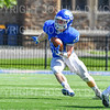 Hamilton College running back Mitch Bierman (27)<br /> <br /> 9/15/18 1:28:05 PM Football:  Tufts University v Hamilton College at Steuben Field, Hamilton College, Clinton, NY<br /> <br /> Final:  Tufts 29  Hamilton 2<br /> <br /> Photo by Josh McKee