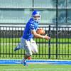 Hamilton College quarterback Kenny Gray (15)<br /> <br /> 9/15/18 2:54:15 PM Football:  Tufts University v Hamilton College at Steuben Field, Hamilton College, Clinton, NY<br /> <br /> Final:  Tufts 29  Hamilton 2<br /> <br /> Photo by Josh McKee
