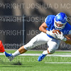 Hamilton College TE/P Billy Wagner (89)<br /> <br /> 9/15/18 3:09:43 PM Football:  Tufts University v Hamilton College at Steuben Field, Hamilton College, Clinton, NY<br /> <br /> Final:  Tufts 29  Hamilton 2<br /> <br /> Photo by Josh McKee