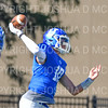 Hamilton College quarterback Sam Foley (10)<br /> <br /> 9/15/18 3:22:11 PM Football:  Tufts University v Hamilton College at Steuben Field, Hamilton College, Clinton, NY<br /> <br /> Final:  Tufts 29  Hamilton 2<br /> <br /> Photo by Josh McKee