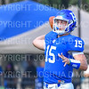 Hamilton College quarterback Kenny Gray (15)<br /> <br /> 9/15/18 2:02:34 PM Football:  Tufts University v Hamilton College at Steuben Field, Hamilton College, Clinton, NY<br /> <br /> Final:  Tufts 29  Hamilton 2<br /> <br /> Photo by Josh McKee