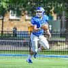 Hamilton College quarterback Kenny Gray (15)<br /> <br /> 9/15/18 2:25:59 PM Football:  Tufts University v Hamilton College at Steuben Field, Hamilton College, Clinton, NY<br /> <br /> Final:  Tufts 29  Hamilton 2<br /> <br /> Photo by Josh McKee