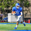 Hamilton College wide receiver Sam Robinson (26)<br /> <br /> 9/15/18 1:53:34 PM Football:  Tufts University v Hamilton College at Steuben Field, Hamilton College, Clinton, NY<br /> <br /> Final:  Tufts 29  Hamilton 2<br /> <br /> Photo by Josh McKee