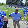 Hamilton College head coach  Dave Murray<br /> <br /> 9/15/18 12:30:28 PM Football:  Tufts University v Hamilton College at Steuben Field, Hamilton College, Clinton, NY<br /> <br /> Final:  Tufts 29  Hamilton 2<br /> <br /> Photo by Josh McKee