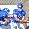 Hamilton College quarterback Kenny Gray (15)<br /> <br /> 9/15/18 1:49:02 PM Football:  Tufts University v Hamilton College at Steuben Field, Hamilton College, Clinton, NY<br /> <br /> Final:  Tufts 29  Hamilton 2<br /> <br /> Photo by Josh McKee