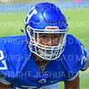 Hamilton College defensive back Nate Keyes (37)<br /> <br /> 9/15/18 2:01:41 PM Football:  Tufts University v Hamilton College at Steuben Field, Hamilton College, Clinton, NY<br /> <br /> Final:  Tufts 29  Hamilton 2<br /> <br /> Photo by Josh McKee