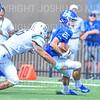 Hamilton College wide receiver Sam Robinson (26)<br /> <br /> 9/15/18 1:37:25 PM Football:  Tufts University v Hamilton College at Steuben Field, Hamilton College, Clinton, NY<br /> <br /> Final:  Tufts 29  Hamilton 2<br /> <br /> Photo by Josh McKee