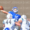 Hamilton College quarterback Kenny Gray (15)<br /> <br /> 9/15/18 1:55:58 PM Football:  Tufts University v Hamilton College at Steuben Field, Hamilton College, Clinton, NY<br /> <br /> Final:  Tufts 29  Hamilton 2<br /> <br /> Photo by Josh McKee