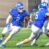Hamilton College defensive back Colby Jones (2)<br /> <br /> 9/15/18 1:57:33 PM Football:  Tufts University v Hamilton College at Steuben Field, Hamilton College, Clinton, NY<br /> <br /> Final:  Tufts 29  Hamilton 2<br /> <br /> Photo by Josh McKee