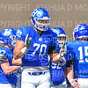 Hamilton College offensive lineman A.J. Cantarella (70)<br /> <br /> 9/15/18 1:55:40 PM Football:  Tufts University v Hamilton College at Steuben Field, Hamilton College, Clinton, NY<br /> <br /> Final:  Tufts 29  Hamilton 2<br /> <br /> Photo by Josh McKee