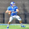 Hamilton College quarterback Kenny Gray (15)<br /> <br /> 9/15/18 3:05:14 PM Football:  Tufts University v Hamilton College at Steuben Field, Hamilton College, Clinton, NY<br /> <br /> Final:  Tufts 29  Hamilton 2<br /> <br /> Photo by Josh McKee