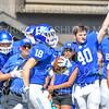 Hamilton College wide receiver Will Budington (18)<br /> <br /> 9/15/18 1:48:30 PM Football:  Tufts University v Hamilton College at Steuben Field, Hamilton College, Clinton, NY<br /> <br /> Final:  Tufts 29  Hamilton 2<br /> <br /> Photo by Josh McKee