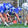 Hamilton College defensive end Alex Ganter (17), Team<br /> <br /> 9/15/18 1:56:58 PM Football:  Tufts University v Hamilton College at Steuben Field, Hamilton College, Clinton, NY<br /> <br /> Final:  Tufts 29  Hamilton 2<br /> <br /> Photo by Josh McKee