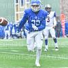 Hamilton College running back Dana Marrocco (32)<br /> <br /> 10/27/18 2:26:00 PM Football: Williams College vs Hamilton College, at Steuben Field, Hamilton College, Clinton, NY<br /> <br /> Final:  Williams 27   Hamilton 17<br /> <br /> Photo by Josh McKee