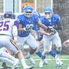 Hamilton College fullback David Kagan (30)<br /> <br /> 10/27/18 2:30:20 PM Football: Williams College vs Hamilton College, at Steuben Field, Hamilton College, Clinton, NY<br /> <br /> Final:  Williams 27   Hamilton 17<br /> <br /> Photo by Josh McKee