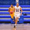 Hamilton College guard Kena Gilmour (24)<br /> <br /> 12/8/18 4:10:43 PM Men's Basketball: Elmira College v #4 Hamilton College at Margaret Bundy Scott Field House, Hamilton College, Clinton, NY<br /> <br /> Final: Elmira 67  #4 Hamilton 98<br /> <br /> Photo by Josh McKee