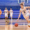 Hamilton College guard Tim Doyle (0)<br /> <br /> 12/8/18 4:05:30 PM Men's Basketball: Elmira College v #4 Hamilton College at Margaret Bundy Scott Field House, Hamilton College, Clinton, NY<br /> <br /> Final: Elmira 67  #4 Hamilton 98<br /> <br /> Photo by Josh McKee
