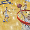 Hamilton College G/F Peter Hoffmann (30)<br /> <br /> 12/8/18 4:05:16 PM Men's Basketball: Elmira College v #4 Hamilton College at Margaret Bundy Scott Field House, Hamilton College, Clinton, NY<br /> <br /> Final: Elmira 67  #4 Hamilton 98<br /> <br /> Photo by Josh McKee