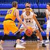 Hamilton College guard Kena Gilmour (24)<br /> <br /> 12/8/18 4:04:55 PM Men's Basketball: Elmira College v #4 Hamilton College at Margaret Bundy Scott Field House, Hamilton College, Clinton, NY<br /> <br /> Final: Elmira 67  #4 Hamilton 98<br /> <br /> Photo by Josh McKee