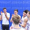 Team<br /> <br /> 12/8/18 5:32:00 PM Men's Basketball: Elmira College v #4 Hamilton College at Margaret Bundy Scott Field House, Hamilton College, Clinton, NY<br /> <br /> Final: Elmira 67  #4 Hamilton 98<br /> <br /> Photo by Josh McKee