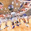 Team<br /> <br /> 12/8/18 4:03:01 PM Men's Basketball: Elmira College v #4 Hamilton College at Margaret Bundy Scott Field House, Hamilton College, Clinton, NY<br /> <br /> Final: Elmira 67  #4 Hamilton 98<br /> <br /> Photo by Josh McKee