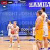 Hamilton College G/F Eric Anderson (5)<br /> <br /> 12/8/18 4:40:17 PM Men's Basketball: Elmira College v #4 Hamilton College at Margaret Bundy Scott Field House, Hamilton College, Clinton, NY<br /> <br /> Final: Elmira 67  #4 Hamilton 98<br /> <br /> Photo by Josh McKee