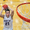 Hamilton College G/F Spencer Kendall (21)<br /> <br /> 12/8/18 4:53:42 PM Men's Basketball: Elmira College v #4 Hamilton College at Margaret Bundy Scott Field House, Hamilton College, Clinton, NY<br /> <br /> Final: Elmira 67  #4 Hamilton 98<br /> <br /> Photo by Josh McKee