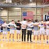 Team<br /> <br /> 12/8/18 4:00:03 PM Men's Basketball: Elmira College v #4 Hamilton College at Margaret Bundy Scott Field House, Hamilton College, Clinton, NY<br /> <br /> Final: Elmira 67  #4 Hamilton 98<br /> <br /> Photo by Josh McKee