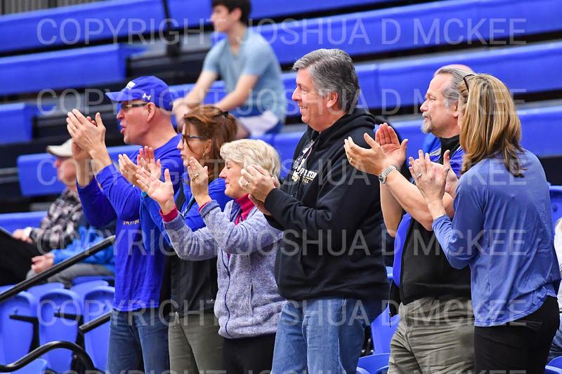 Happy Parents, Grassey<br /> <br /> 12/8/18 4:28:51 PM Men's Basketball: Elmira College v #4 Hamilton College at Margaret Bundy Scott Field House, Hamilton College, Clinton, NY<br /> <br /> Final: Elmira 67  #4 Hamilton 98<br /> <br /> Photo by Josh McKee