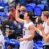 Team, Celebration<br /> <br /> 1/6/19 3:10:17 PM Men's Basketball:  Trinity College v Hamilton College at Margaret Bundy Scott Field House, Hamilton College, Clinton, NY<br /> <br /> Final: Trinity 70   Hamilton 72<br /> <br /> Photo by Josh McKee