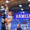 Hamilton College G/F Peter Hoffmann (30)<br /> <br /> 1/6/19 2:09:43 PM Men's Basketball:  Trinity College v Hamilton College at Margaret Bundy Scott Field House, Hamilton College, Clinton, NY<br /> <br /> Final: Trinity 70   Hamilton 72<br /> <br /> Photo by Josh McKee