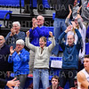 Celebration, Crowd<br /> <br /> 1/6/19 3:51:43 PM Men's Basketball:  Trinity College v Hamilton College at Margaret Bundy Scott Field House, Hamilton College, Clinton, NY<br /> <br /> Final: Trinity 70   Hamilton 72<br /> <br /> Photo by Josh McKee