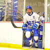 Hamilton College forward Ian Nichols (23)<br /> <br /> 11/16/18 7:48:51 PM Men's Hockey:  Amherst College v Hamilton College at Russell Sage Rink, Hamilton College, Clinton, NY<br /> <br /> Final:  Amherst  2  Hamilton 3<br /> <br /> Photo by Josh McKee