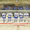 Team, Russell Sage Rink<br /> <br /> 11/16/18 6:59:55 PM Men's Hockey:  Amherst College v Hamilton College at Russell Sage Rink, Hamilton College, Clinton, NY<br /> <br /> Final:  Amherst  2  Hamilton 3<br /> <br /> Photo by Josh McKee