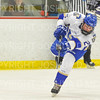 Hamilton College forward Justin Felhaber (25)<br /> <br /> 11/16/18 7:15:57 PM Men's Hockey:  Amherst College v Hamilton College at Russell Sage Rink, Hamilton College, Clinton, NY<br /> <br /> Final:  Amherst  2  Hamilton 3<br /> <br /> Photo by Josh McKee
