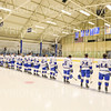 Team<br /> <br /> 11/16/18 7:01:10 PM Men's Hockey:  Amherst College v Hamilton College at Russell Sage Rink, Hamilton College, Clinton, NY<br /> <br /> Final:  Amherst  2  Hamilton 3<br /> <br /> Photo by Josh McKee