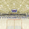 Team, Russell Sage Rink<br /> <br /> 11/16/18 7:00:23 PM Men's Hockey:  Amherst College v Hamilton College at Russell Sage Rink, Hamilton College, Clinton, NY<br /> <br /> Final:  Amherst  2  Hamilton 3<br /> <br /> Photo by Josh McKee