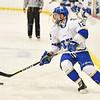Hamilton College forward Nick Ursitti (12)<br /> <br /> 1/4/19 7:54:05 PM Men's Hockey:  Colby College v Hamilton College at Russell Sage Rink, Hamilton College, Clinton, NY<br /> <br /> Final:  Colby 2   Hamilton 4<br /> <br /> Photo by Josh McKee