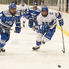 Hamilton College forward Sterling Bray (26)<br /> <br /> 1/4/19 7:17:13 PM Men's Hockey:  Colby College v Hamilton College at Russell Sage Rink, Hamilton College, Clinton, NY<br /> <br /> Final:  Colby 2   Hamilton 4<br /> <br /> Photo by Josh McKee