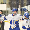 Celebration<br /> <br /> 1/4/19 9:03:48 PM Men's Hockey:  Colby College v Hamilton College at Russell Sage Rink, Hamilton College, Clinton, NY<br /> <br /> Final:  Colby 2   Hamilton 4<br /> <br /> Photo by Josh McKee