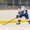 Hamilton College defender Bennett Morrison (14)<br /> <br /> 1/4/19 7:13:50 PM Men's Hockey:  Colby College v Hamilton College at Russell Sage Rink, Hamilton College, Clinton, NY<br /> <br /> Final:  Colby 2   Hamilton 4<br /> <br /> Photo by Josh McKee