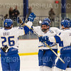 Celebration<br /> <br /> 1/4/19 7:24:32 PM Men's Hockey:  Colby College v Hamilton College at Russell Sage Rink, Hamilton College, Clinton, NY<br /> <br /> Final:  Colby 2   Hamilton 4<br /> <br /> Photo by Josh McKee