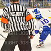 Hamilton College forward Rory Gagnon (10), GOAL<br /> <br /> 1/4/19 8:23:32 PM Men's Hockey:  Colby College v Hamilton College at Russell Sage Rink, Hamilton College, Clinton, NY<br /> <br /> Final:  Colby 2   Hamilton 4<br /> <br /> Photo by Josh McKee