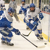 Hamilton College forward Sterling Bray (26)<br /> <br /> 1/4/19 7:17:12 PM Men's Hockey:  Colby College v Hamilton College at Russell Sage Rink, Hamilton College, Clinton, NY<br /> <br /> Final:  Colby 2   Hamilton 4<br /> <br /> Photo by Josh McKee