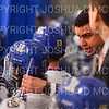 Hamilton College Assistant Coach Bennett Hambrook<br /> <br /> 1/4/19 8:04:55 PM Men's Hockey:  Colby College v Hamilton College at Russell Sage Rink, Hamilton College, Clinton, NY<br /> <br /> Final:  Colby 2   Hamilton 4<br /> <br /> Photo by Josh McKee