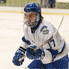 Hamilton College forward Andrew Court (17)<br /> <br /> 1/4/19 7:09:24 PM Men's Hockey:  Colby College v Hamilton College at Russell Sage Rink, Hamilton College, Clinton, NY<br /> <br /> Final:  Colby 2   Hamilton 4<br /> <br /> Photo by Josh McKee