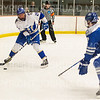 Hamilton College forward Sterling Bray (26)<br /> <br /> 1/4/19 7:09:20 PM Men's Hockey:  Colby College v Hamilton College at Russell Sage Rink, Hamilton College, Clinton, NY<br /> <br /> Final:  Colby 2   Hamilton 4<br /> <br /> Photo by Josh McKee